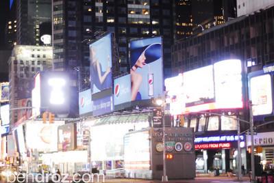 New York Fashion Show