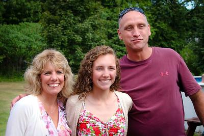 Nicki's Graduation 7-9-16