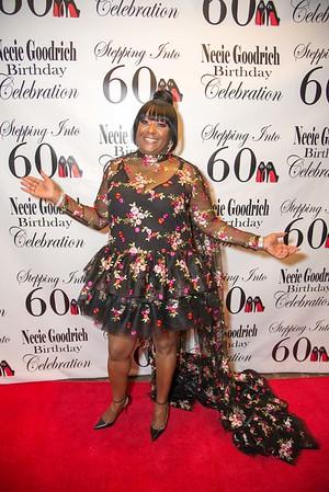"Necie Goodrich's ""Stepping Into 60"""