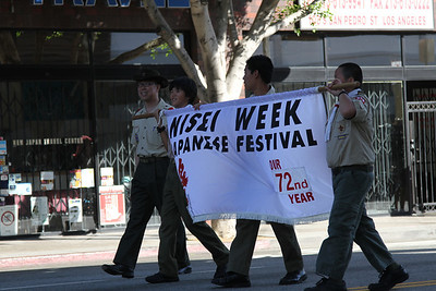Nisei Week Parade