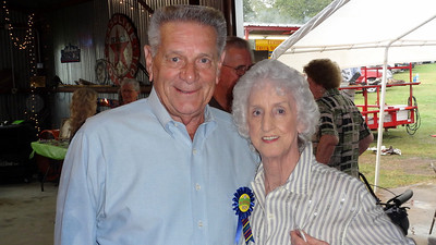Aug 2012 Hoyt's 90th Birthday