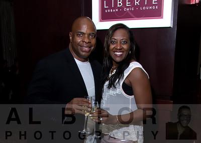 Arnell's Birthday party at Hotel Sofitel