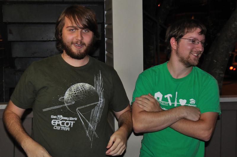 With Mitch brutally slain, Gary and Greg forge a fragile peace.