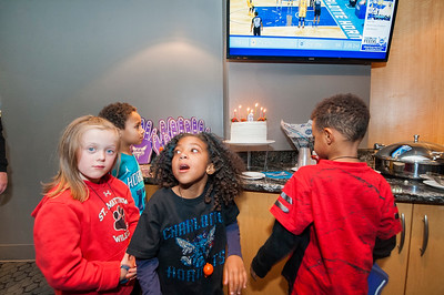 Olivia Whitfield's 6th BDay Party @ The Spectrum Arena 2-2-18 by Jon Strayhorn