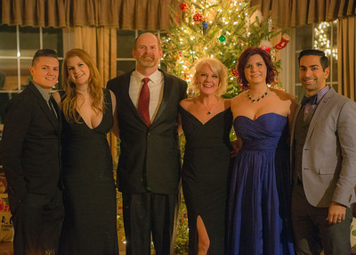 Olson's 20th Annual Christmas Party - 2016