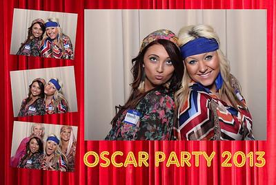 Oscar Party 2013