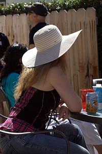 Perfect hat.