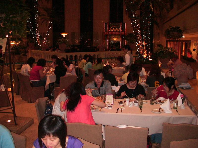 IMG_0245 <br /> Photo of Gloria's Fairwell Dinner
