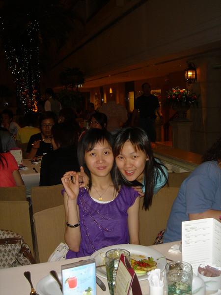DSC05762 <br /> Karen and Gloria