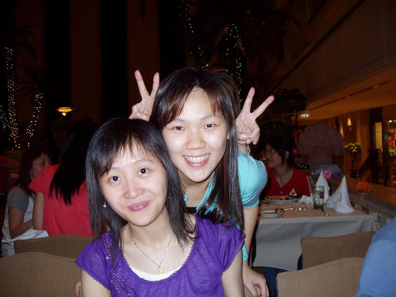 P1010056 <br /> Karen and Gloria
