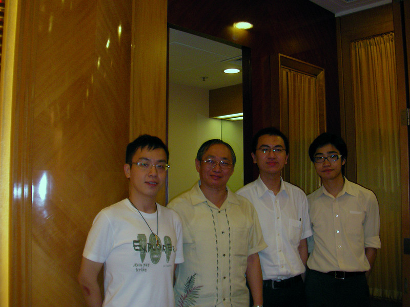 SANY0007 <br /> Hois, Mr Lam, Lawrence and Leo