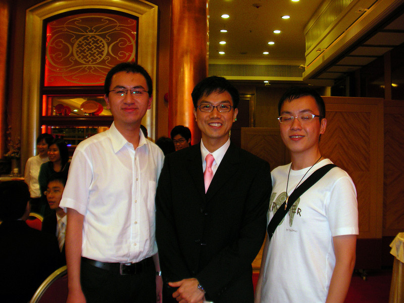 SANY0003 <br /> Lawrence, Mr Fung and Hois