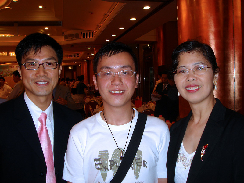 DSC01483 <br /> Mr Fung, Hois and Ms Wong