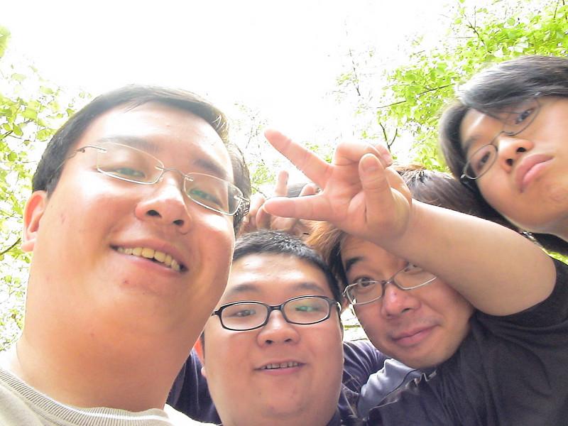 DSC00057 <br /> Hois, Hei, Kelvin and Raymond