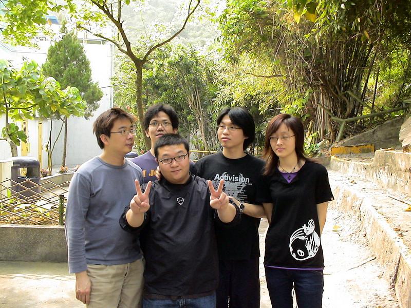 DSC00058 <br /> Kelvin, 炳, Hei, Raymond and Karen