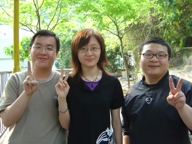 bbq 219 <br /> Hois, Karen and Hei