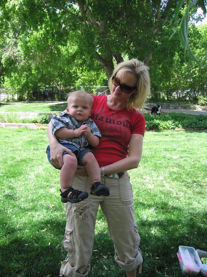 Auntie Delta and Owen