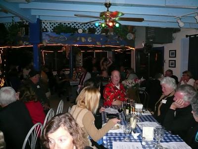 (My Big Fat Greek) Christmas Party '09,Papa's Taverna Restaurant