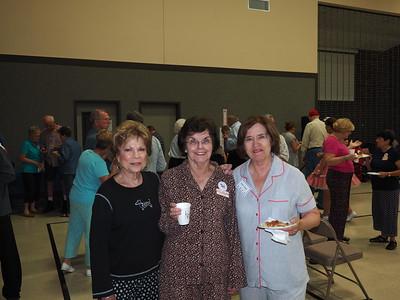 Pajama Game Girls: Peggy, Kathy & Zaidy