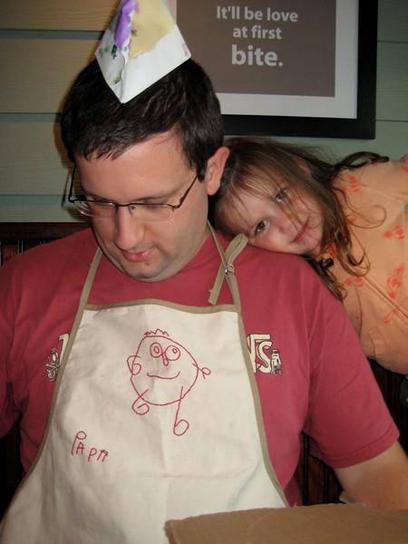 Papa and Catherine