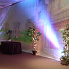 Parisien Party- Rented Backdrop with Lighting.<br /> Maneeley's in South Windsor