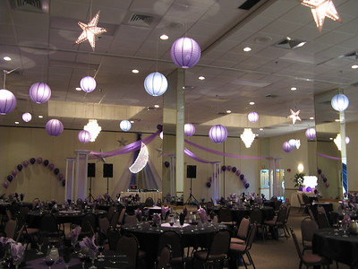 Party and Prom Decorations