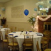 Blue Prom-Balloons and Tulle with Lights<br /> A Villa Louisa in Bolton
