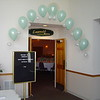 Quinceanera- String of Pearls Entrance<br /> Maneeley's in South Windsor