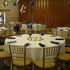Blue Prom-Number Balloons and Table Decor.<br /> A Villa Louisa in Bolton