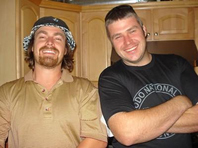 Orin and Scott