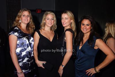 Natalie Rush, Brynn Routh, Samantha Dark, Victoria Flores