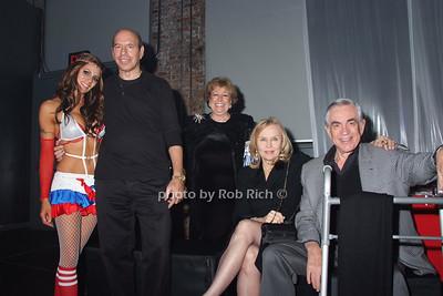 Diane Passage, Ken Starr, Catheine Saxton, Cornelia Bregman, Marty Bregman