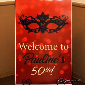 Pauline 50th Surprize party 4.13.2019