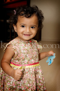 Paulomi Shah - 1st Birthday Photos