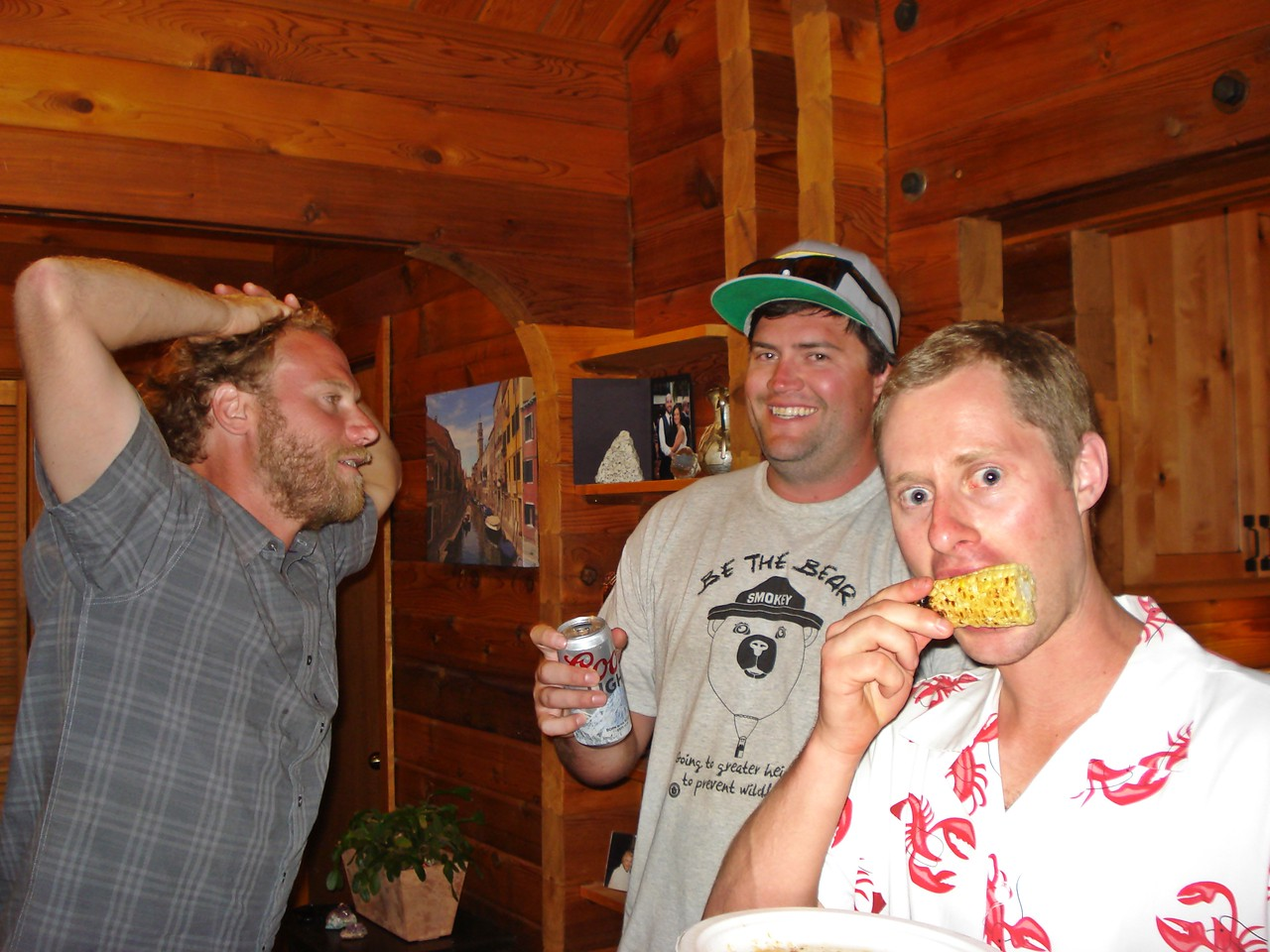 Phish Party 07-30-2017 at Andy and Trish's