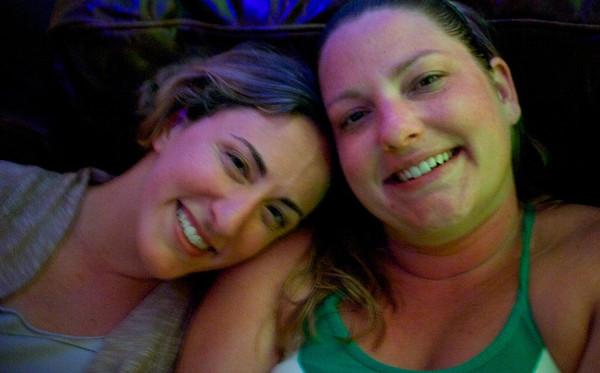 Phish Webcast at Matt & Shelley's  2012-08-18