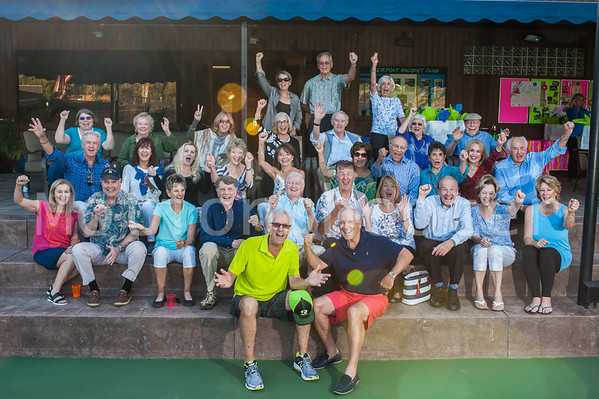 Pierpont Racquet Club 40th Anniversary