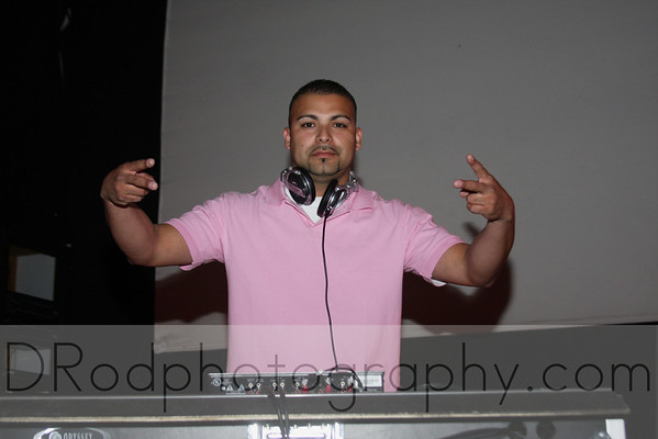 Pink & White Party at Cocomos
