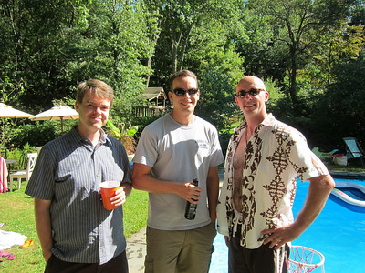 Plimpton House Labor Day BBQ 2011