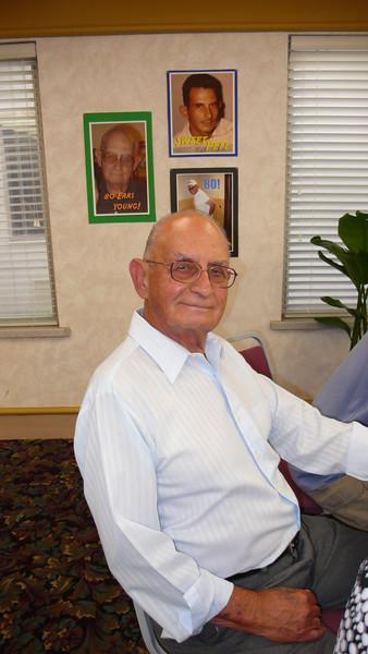 Pops DeCarlo's 80th!