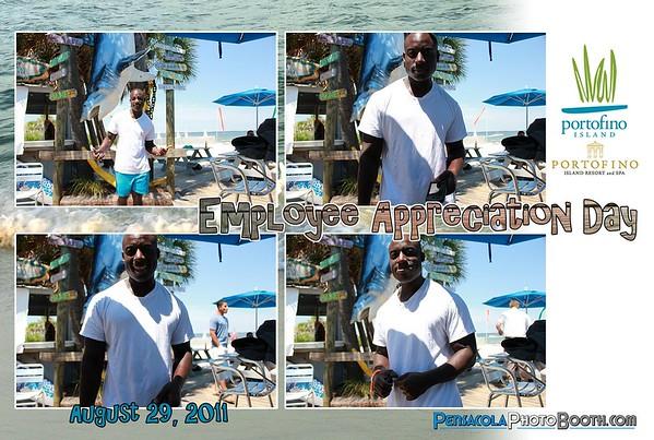 Portofino Employee Party 8-29-2011