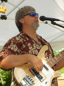 Joe Taylor on Bass