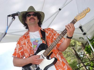 John Carlucci on Guitar