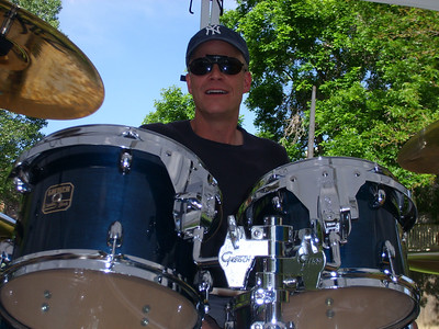 Tom Chianese on Drums
