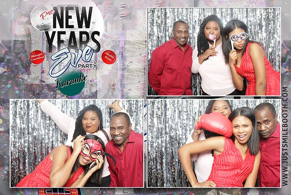 Pre-New Years Eve and Open House Party