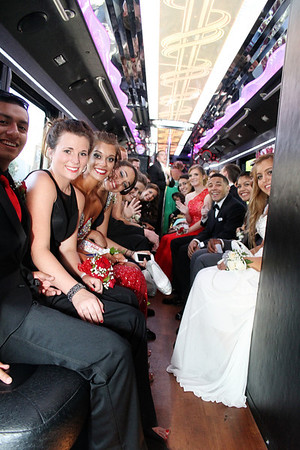 Tre and Friends Prom photos 2014