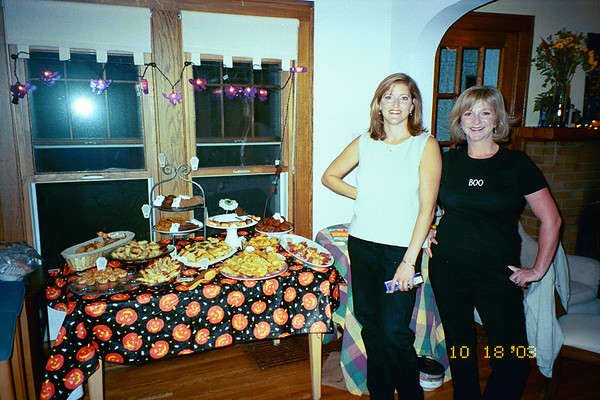 2003 Pumpkin Carving Party