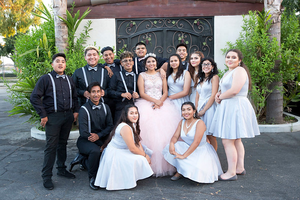 Quince Party