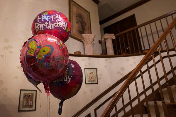 Rachel & Isaac Birthday