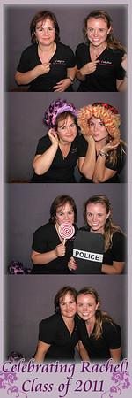 Rachel's Grad Party